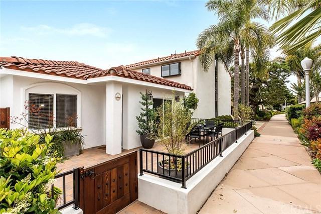 215 Via Dijon, Newport Beach, CA 92663 (#301555623) :: Coldwell Banker Residential Brokerage