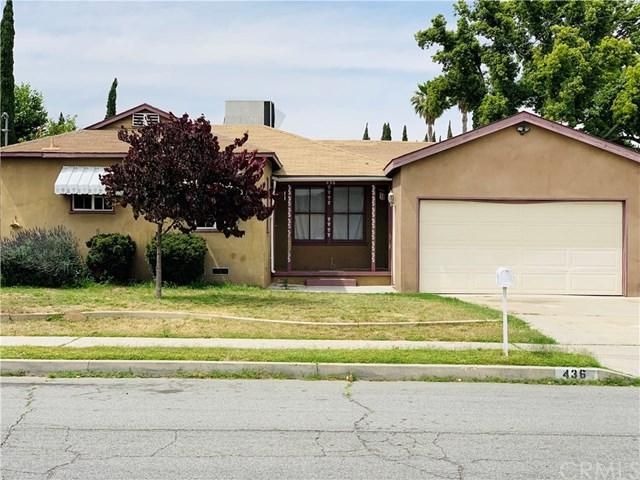 436 E Mckinley Street, Rialto, CA 92376 (#301555632) :: Coldwell Banker Residential Brokerage