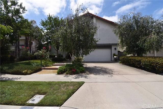 11166 Mcgee River Circle, Fountain Valley, CA 92708 (#301555788) :: Coldwell Banker Residential Brokerage