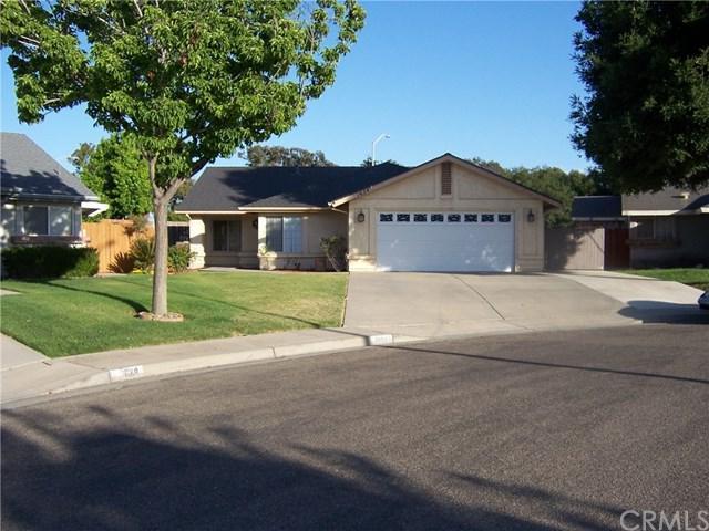 1624 Cat Lane, Santa Maria, CA 93454 (#301555793) :: Coldwell Banker Residential Brokerage