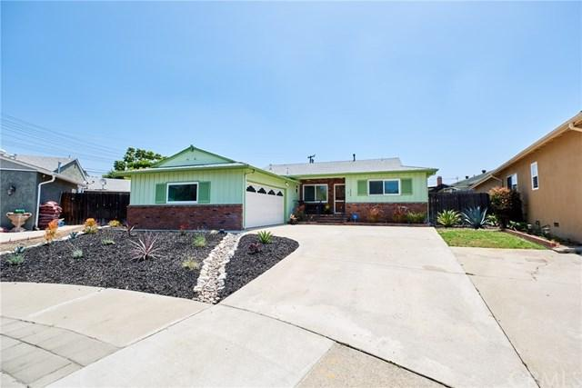 16050 Milvern Drive, Whittier, CA 90604 (#301555996) :: Coldwell Banker Residential Brokerage