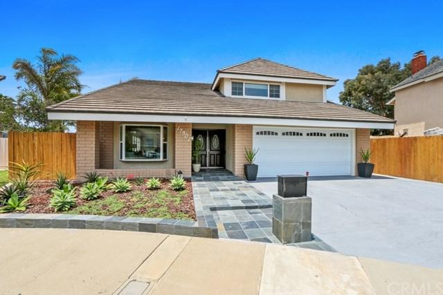 17901 Denvale Circle, Huntington Beach, CA 92649 (#301556259) :: Coldwell Banker Residential Brokerage