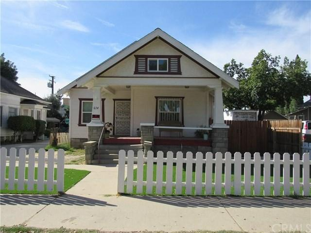 614 Cypress Avenue, Santa Ana, CA 92701 (#301556298) :: Coldwell Banker Residential Brokerage