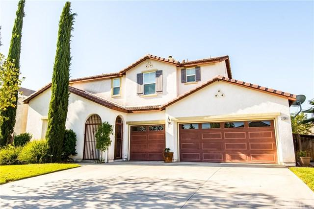 27281 Big Horn Avenue, Moreno Valley, CA 92555 (#301556343) :: The Yarbrough Group