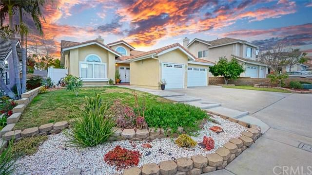 5685 Scotch Pine Ridge, Yorba Linda, CA 92886 (#301556373) :: Coldwell Banker Residential Brokerage