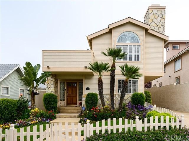 616 N Juanita Avenue A, Redondo Beach, CA 90277 (#301556426) :: Coldwell Banker Residential Brokerage