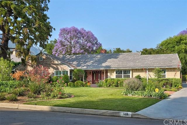 1418 Oaklawn Road, Arcadia, CA 91006 (#301556448) :: Coldwell Banker Residential Brokerage