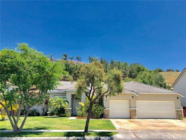 805 Mandevilla Way, Corona, CA 92879 (#301556538) :: Coldwell Banker Residential Brokerage