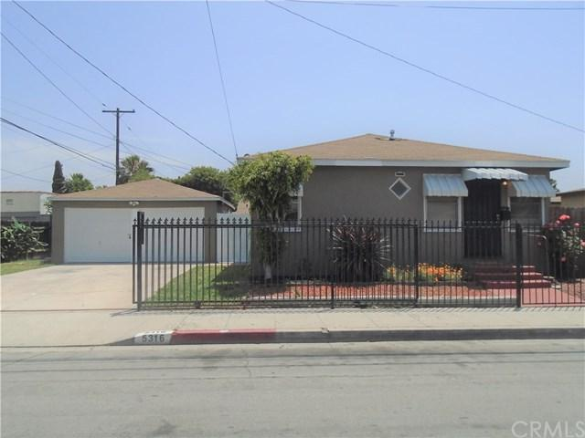 5316 Cedar Avenue, Long Beach, CA 90805 (#301556687) :: Coldwell Banker Residential Brokerage
