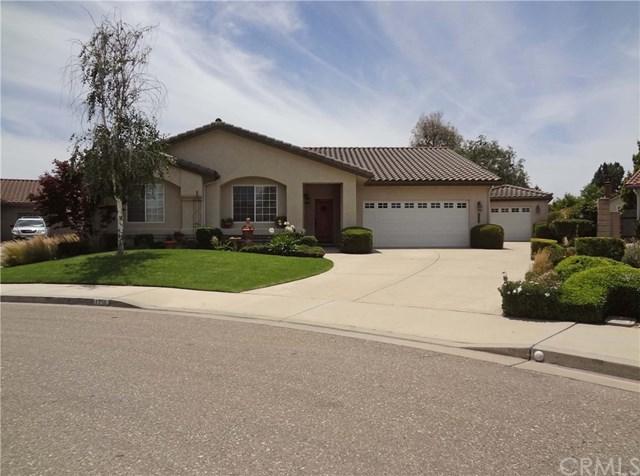 1716 Horseman Court, Santa Maria, CA 93454 (#301556698) :: Coldwell Banker Residential Brokerage