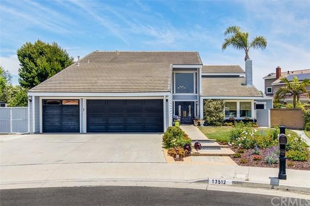 17512 Crown Circle, Huntington Beach, CA 92649 (#301556777) :: Coldwell Banker Residential Brokerage