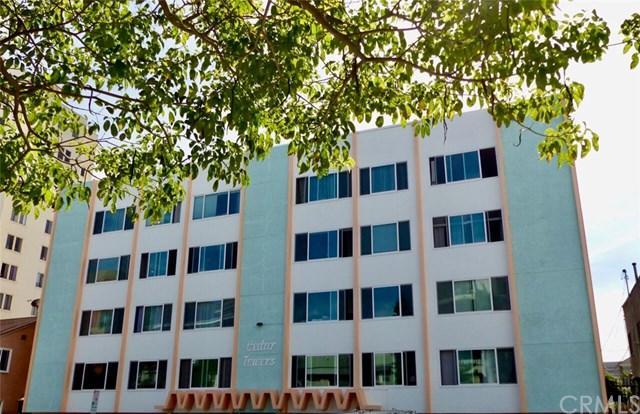 335 Cedar Avenue #107, Long Beach, CA 90802 (#301556851) :: Coldwell Banker Residential Brokerage