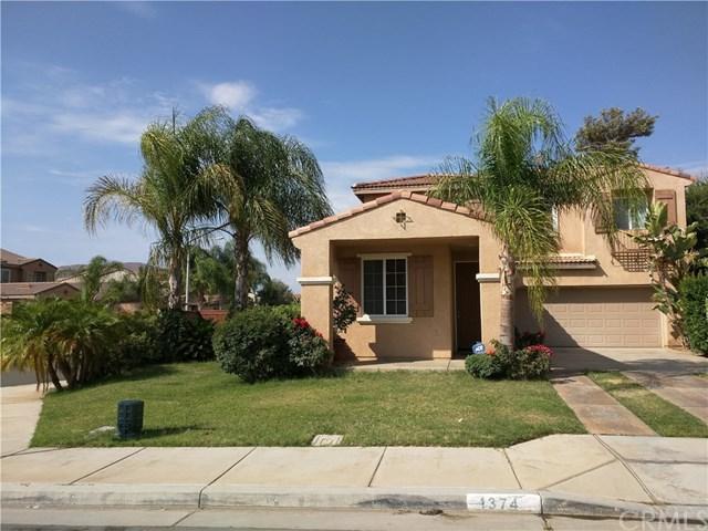 1374 Alta Palma Road, Perris, CA 92571 (#301556887) :: Coldwell Banker Residential Brokerage