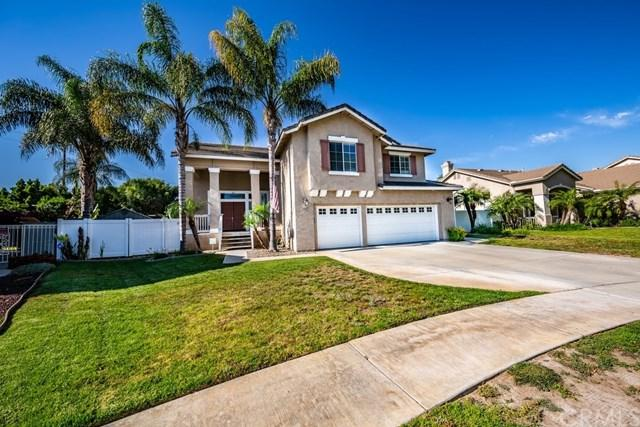 1116 Via Pavon, Corona, CA 92882 (#301557016) :: Whissel Realty