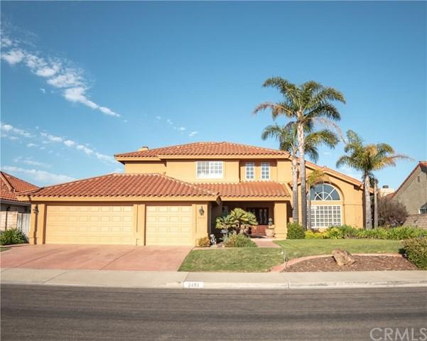 2418 Sandpiper Drive, Santa Maria, CA 93455 (#301557117) :: Coldwell Banker Residential Brokerage