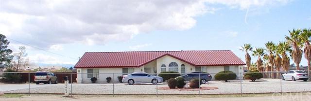 11462 Locust Avenue, Hesperia, CA 92345 (#301557145) :: Coldwell Banker Residential Brokerage