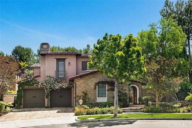 20 Tall Hedge, Irvine, CA 92603 (#301557212) :: Whissel Realty