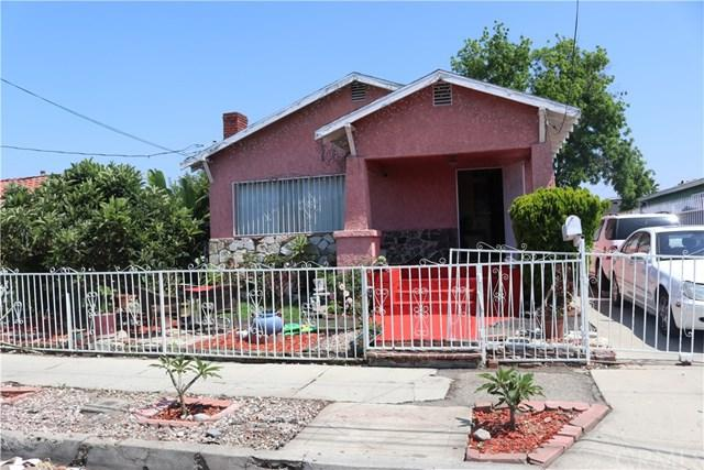 1707 E 114th Street, Los Angeles, CA 90059 (#301557308) :: Coldwell Banker Residential Brokerage
