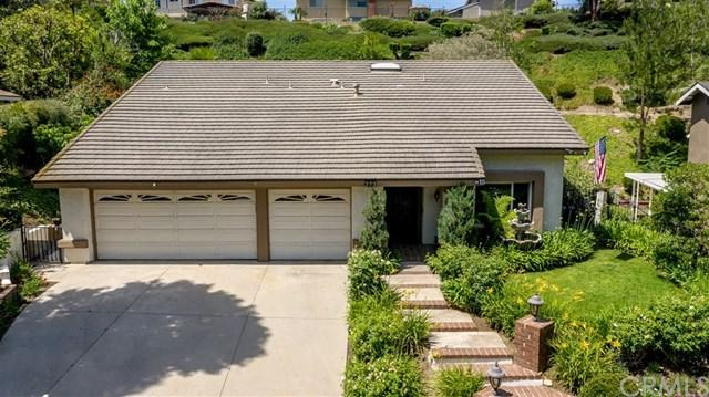 273 S Leandro Street, Anaheim Hills, CA 92807 (#301557348) :: Coldwell Banker Residential Brokerage
