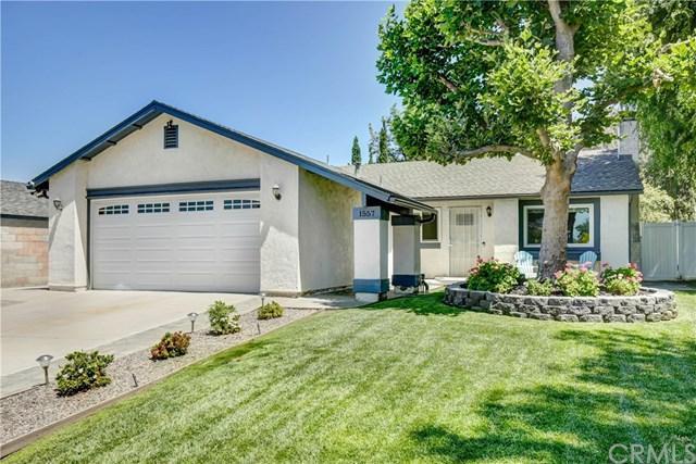 1557 Cambridge Avenue, Redlands, CA 92374 (#301557387) :: Coldwell Banker Residential Brokerage