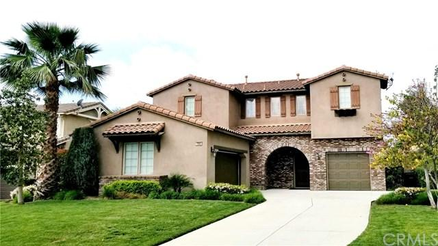 7202 Forester Place, Rancho Cucamonga, CA 91739 (#301557565) :: Coldwell Banker Residential Brokerage