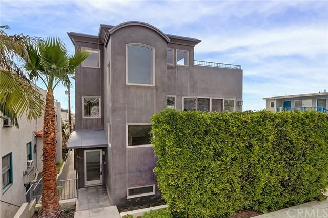 449 Manhattan Avenue, Hermosa Beach, CA 90254 (#301557749) :: Coldwell Banker Residential Brokerage