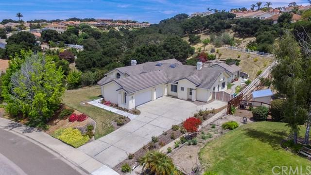 462 Mercedes Lane, Arroyo Grande, CA 93420 (#301557761) :: Whissel Realty