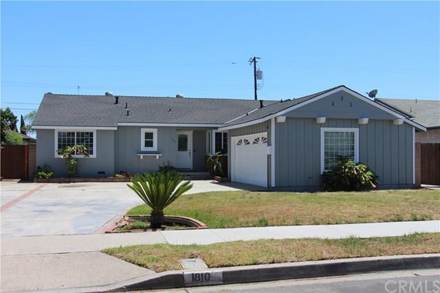 1810 W Crone Avenue, Anaheim, CA 92804 (#301557780) :: Coldwell Banker Residential Brokerage