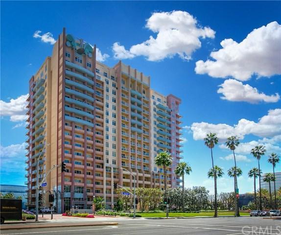 388 E Ocean Boulevard #812, Long Beach, CA 90802 (#301557781) :: Coldwell Banker Residential Brokerage