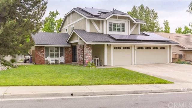 6547 Redbud Place, Rancho Cucamonga, CA 91739 (#301557866) :: Coldwell Banker Residential Brokerage