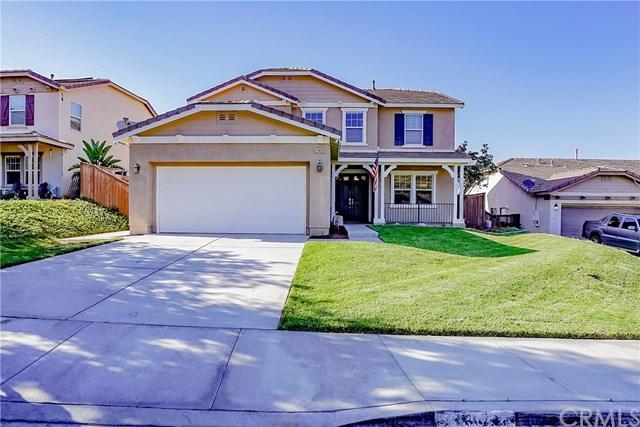 13416 Silver Stirrup Drive, Corona, CA 92883 (#301557899) :: Pugh   Tomasi & Associates