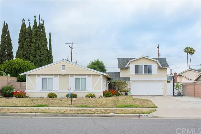 435 N James Street, Orange, CA 92869 (#301558110) :: Coldwell Banker Residential Brokerage