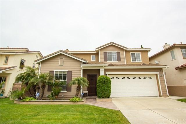 5562 Newbriar Way, Chino Hills, CA 91709 (#301558127) :: Coldwell Banker Residential Brokerage