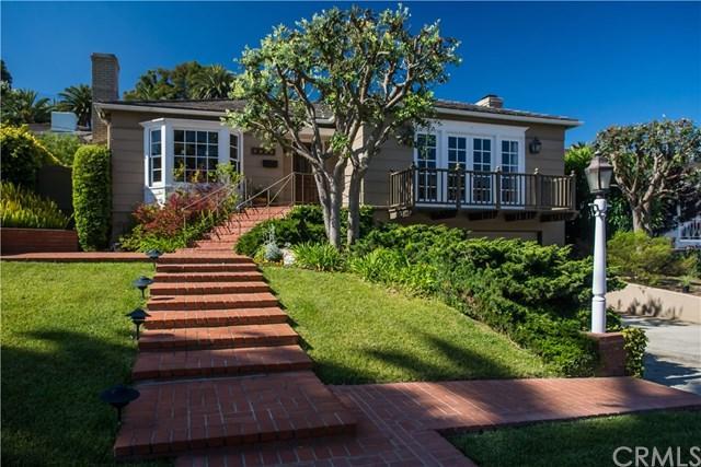 3920 Via Solano, Palos Verdes Estates, CA 90274 (#301558134) :: Coldwell Banker Residential Brokerage