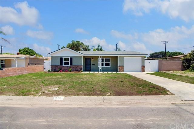 918 N Ventura Street, Anaheim, CA 92801 (#301558175) :: Coldwell Banker Residential Brokerage