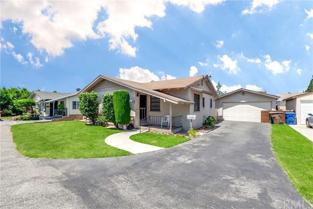 11040 Emery Street, El Monte, CA 91731 (#301558190) :: Coldwell Banker Residential Brokerage