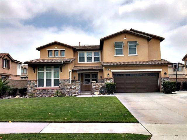 5541 Woodscent Court, Fontana, CA 92336 (#301558276) :: Coldwell Banker Residential Brokerage
