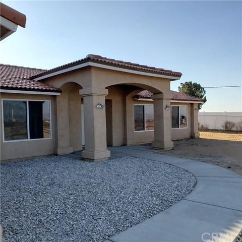 10122 3rd Avenue, Hesperia, CA 92345 (#301558334) :: Coldwell Banker Residential Brokerage