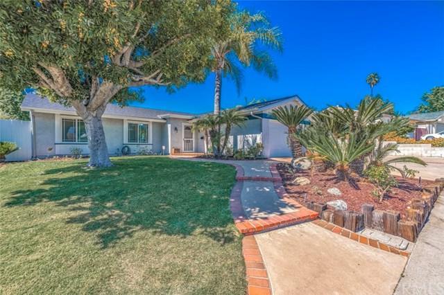 4467 Via Del Valle, Yorba Linda, CA 92886 (#301558574) :: Coldwell Banker Residential Brokerage