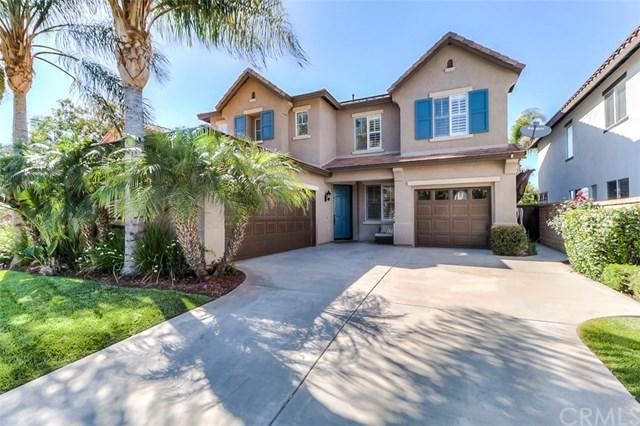 1837 Littler Lane, Corona, CA 92883 (#301558609) :: Pugh | Tomasi & Associates
