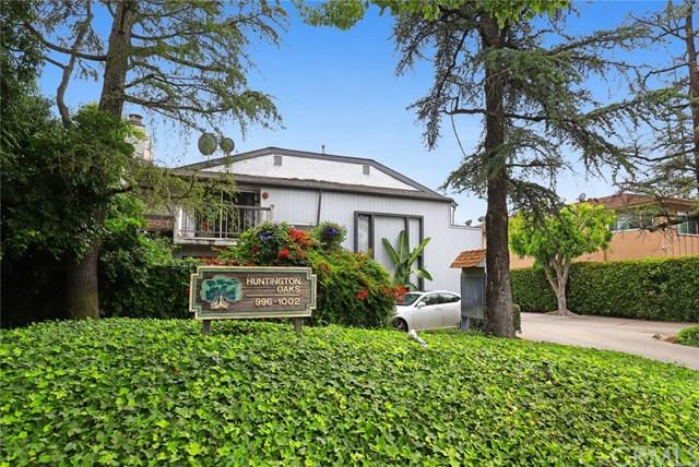 1000 W Huntington Drive D, Arcadia, CA 91007 (#301558667) :: Coldwell Banker Residential Brokerage