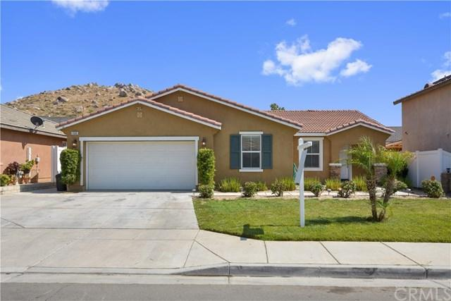 1565 Strawberry Drive, Perris, CA 92571 (#301558719) :: Coldwell Banker Residential Brokerage