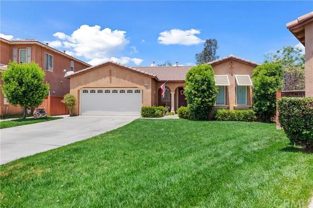 1672 Bella Regina Way, Perris, CA 92571 (#301558723) :: Coldwell Banker Residential Brokerage
