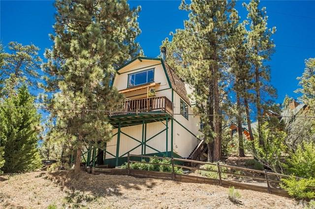 1007 Whispering Forest Drive, Big Bear, CA 92314 (#301558743) :: Coldwell Banker Residential Brokerage
