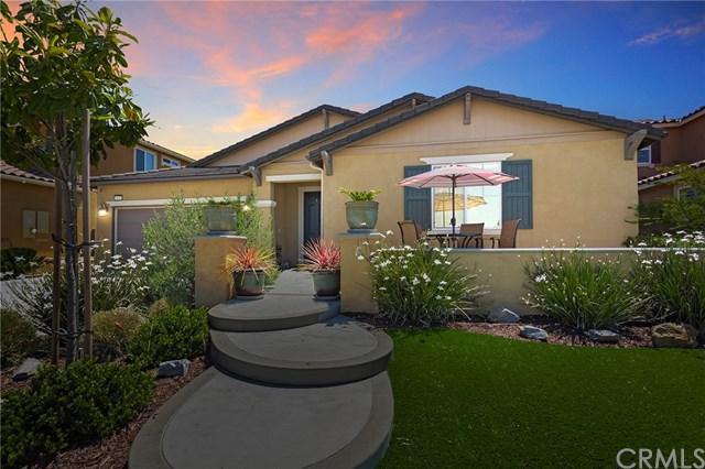 34904 Skyflower Drive, Murrieta, CA 92563 (#301558783) :: Coldwell Banker Residential Brokerage