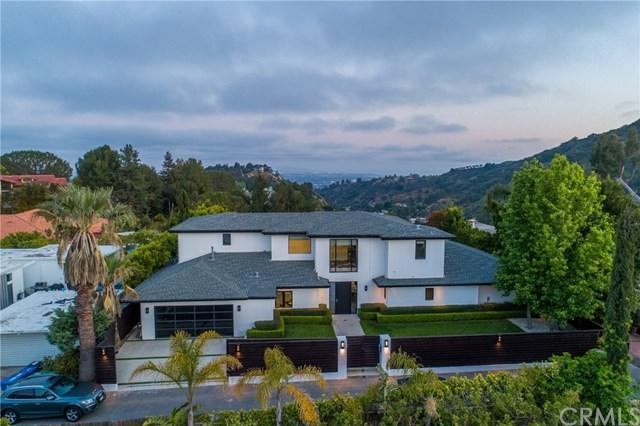 2187 Summitridge Drive, Beverly Hills, CA 90210 (#301558815) :: Coldwell Banker Residential Brokerage