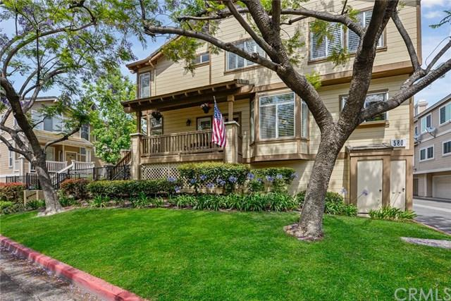 580 N Pageant Drive A, Orange, CA 92869 (#301558998) :: Coldwell Banker Residential Brokerage