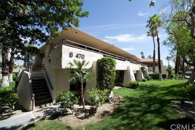 470 N Villa Court #214, Palm Springs, CA 92262 (#301559143) :: Coldwell Banker Residential Brokerage