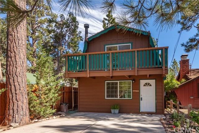 424 Elysian Boulevard, Big Bear, CA 92314 (#301559152) :: Coldwell Banker Residential Brokerage