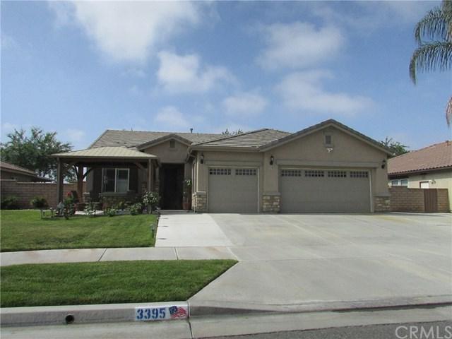 3395 Sugar Maple Court, Hemet, CA 92545 (#301559176) :: Coldwell Banker Residential Brokerage
